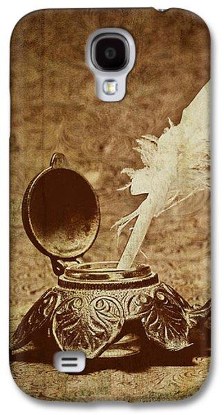 Inkwell II Galaxy S4 Case by Tom Mc Nemar