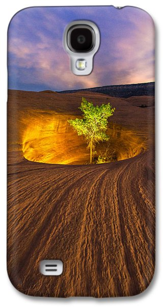Southern Utah Galaxy S4 Cases - Inner Light Galaxy S4 Case by Dustin  LeFevre