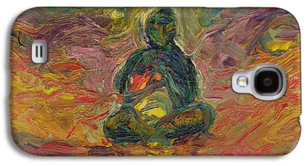 Inner Peace Galaxy S4 Cases - Inner Peace Galaxy S4 Case by Robert Paulson