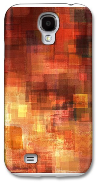 Abstract Digital Paintings Galaxy S4 Cases - Inner Sanctum 2 Galaxy S4 Case by Craig Tinder