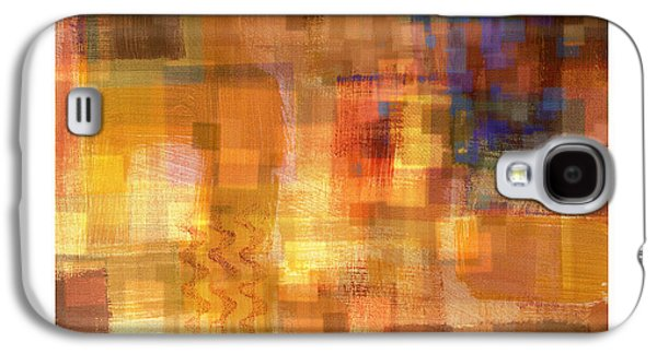 Abstract Digital Paintings Galaxy S4 Cases - Inner Sanctum 3 Galaxy S4 Case by Craig Tinder