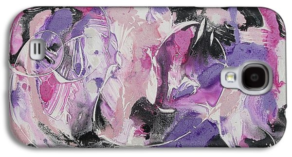 Leclair Galaxy S4 Cases - Inner Turmoil Galaxy S4 Case by Suzanne  Marie Leclair