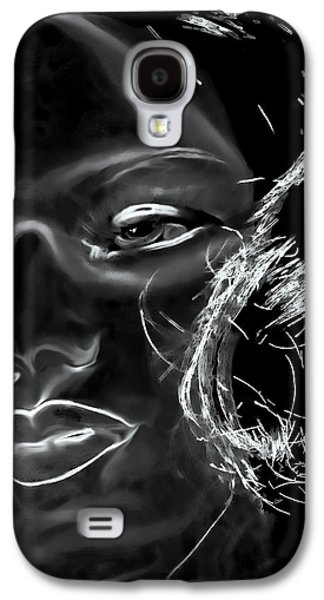 Inner Self Galaxy S4 Cases - Inner Wisdom Galaxy S4 Case by Pennie  McCracken