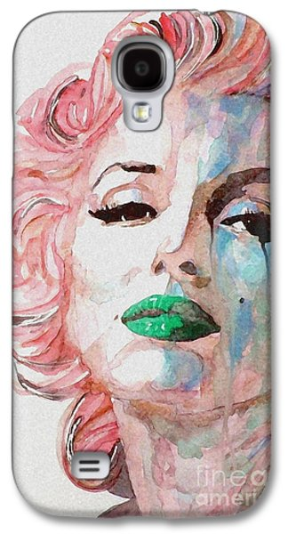 Insecure  Flawed  But Beautiful Galaxy S4 Case by Paul Lovering