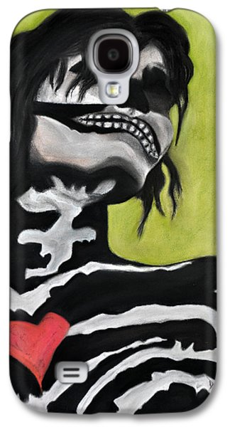 Creepy Pastels Galaxy S4 Cases - Inside-Out Galaxy S4 Case by Danae McKillop