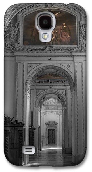 Salzburg Galaxy S4 Cases - Inside Salzburg Cathedral Galaxy S4 Case by Chris Fletcher