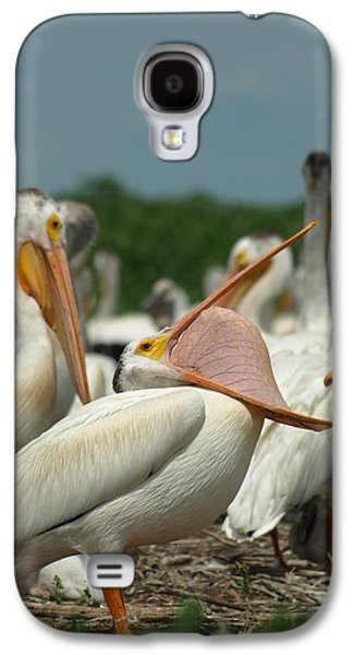 Mystifying Galaxy S4 Cases - InsideOUT Galaxy S4 Case by James Peterson