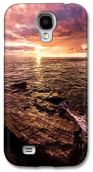Waterscape Galaxy S4 Cases - Inspiration Key Galaxy S4 Case by Chad Dutson