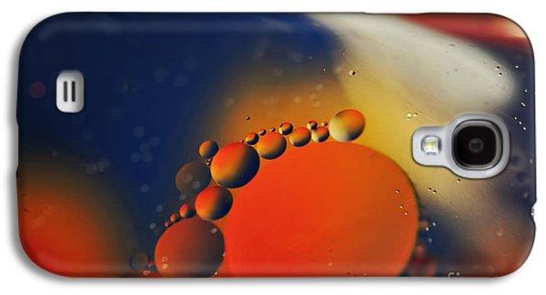 Intergalactic Space Galaxy S4 Cases - Intergalactic Space 2 Galaxy S4 Case by Kaye Menner