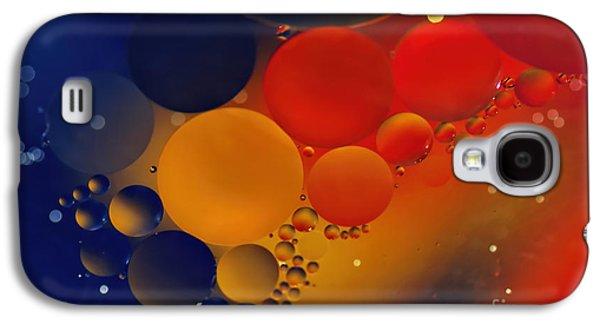 Intergalactic Space Galaxy S4 Cases - Intergalactic Space 3 Galaxy S4 Case by Kaye Menner
