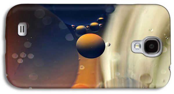 Intergalactic Space Galaxy S4 Cases - Intergalactic Space Galaxy S4 Case by Kaye Menner