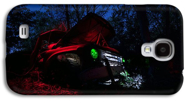 International At Night Galaxy S4 Case by Cale Best