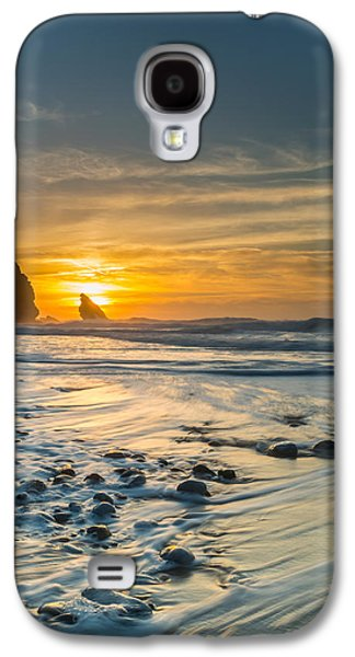 Gloaming Galaxy S4 Cases - Into The Blue I Galaxy S4 Case by Marco Oliveira