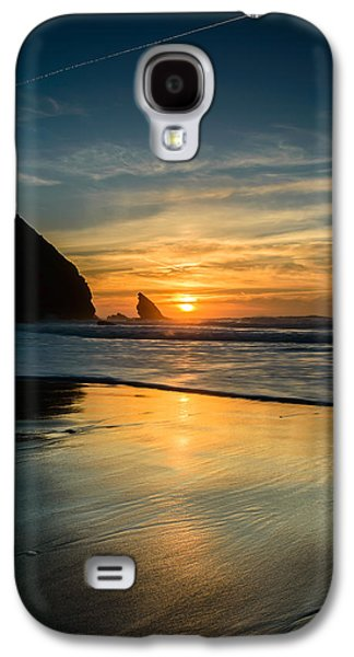 Gloaming Galaxy S4 Cases - Into The Blue II Galaxy S4 Case by Marco Oliveira