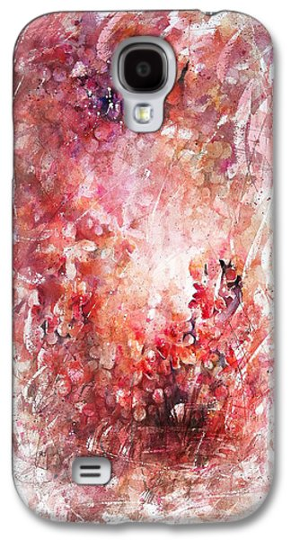 Dreamscape Galaxy S4 Cases - Into the Enchantment Galaxy S4 Case by Rachel Christine Nowicki