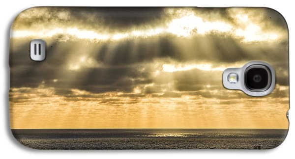 Landscapes Photographs Galaxy S4 Cases - Into the Light Galaxy S4 Case by Jose Bispo