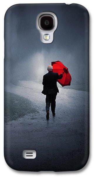 Into The Storm Galaxy S4 Case by Jennifer Woodward