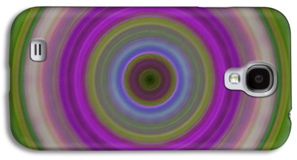 Introspection - Energy Art By Sharon Cummings Galaxy S4 Case by Sharon Cummings