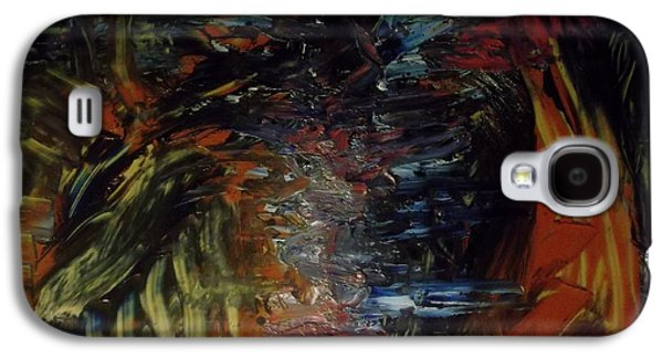 Intruder Galaxy S4 Case by Karen Lillard