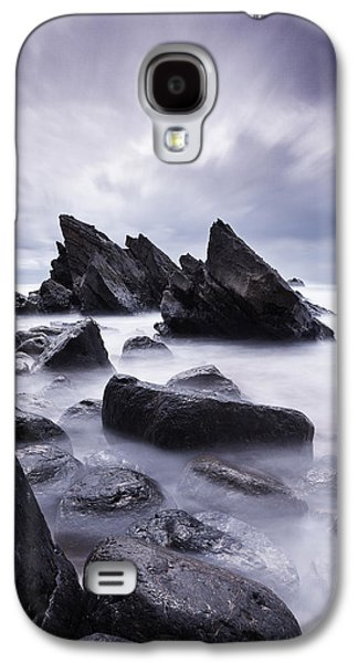 Waterscape Galaxy S4 Cases - Invulnerable Galaxy S4 Case by Jorge Maia