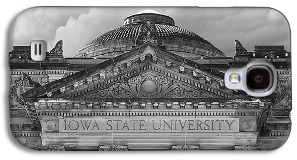 Research Galaxy S4 Cases - Iowa State University Beardshear Hall Galaxy S4 Case by University Icons
