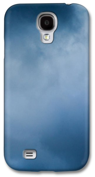 Mobile Designs Galaxy S4 Cases - iPhone Case - Stormy Clouds Galaxy S4 Case by Alexander Senin
