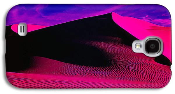 Abstract Digital Art Galaxy S4 Cases - IR Dune 1 Galaxy S4 Case by Bill Caldwell -        ABeautifulSky Photography