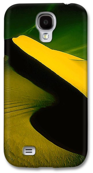 Abstract Digital Art Galaxy S4 Cases - IR Dune 2 Galaxy S4 Case by Bill Caldwell -        ABeautifulSky Photography