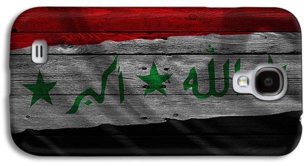 Iraq Galaxy S4 Cases - Iraq Galaxy S4 Case by Joe Hamilton