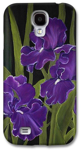 Genus Galaxy S4 Cases - Irises Galaxy S4 Case by Anastasiya Malakhova