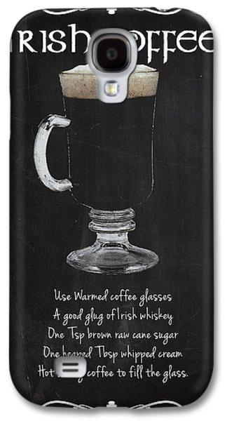 Liquor Photographs Galaxy S4 Cases - Irish Coffee Galaxy S4 Case by Mark Rogan