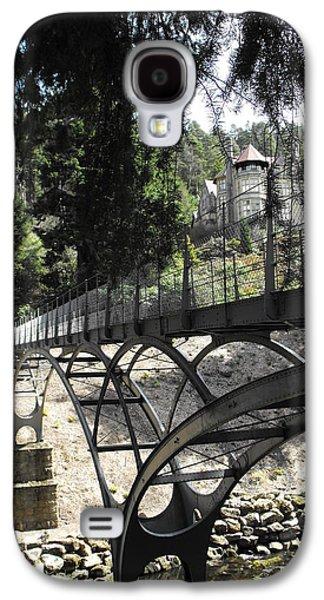 Recently Sold -  - Alga Galaxy S4 Cases - Iron Art Galaxy S4 Case by Dean Stoker