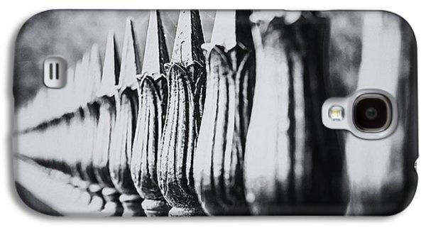 Iron Fence Galaxy S4 Case by Ryan Wyckoff