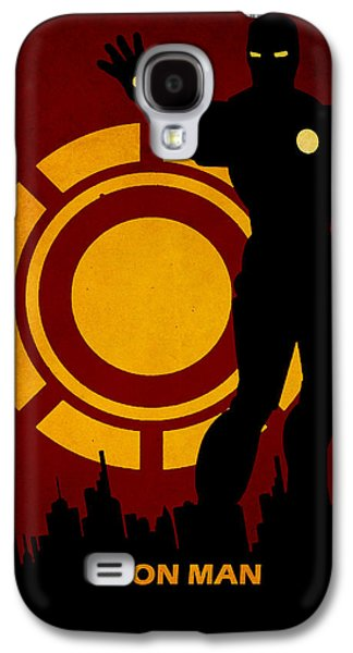Lex Luthor Galaxy S4 Cases - Iron Man Galaxy S4 Case by FHTdesigns