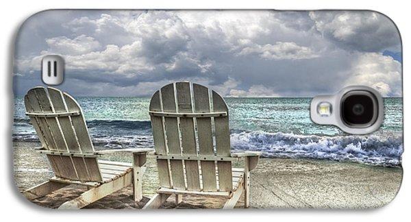 Island Attitude Galaxy S4 Case by Debra and Dave Vanderlaan