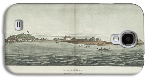 Island Of Goree Galaxy S4 Case by British Library