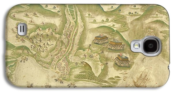 Island Of St Jago Galaxy S4 Case by British Library