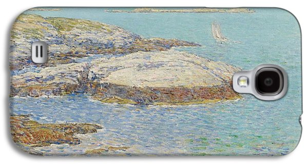 Isles Of Shoals Galaxy S4 Case by Childe Hassam