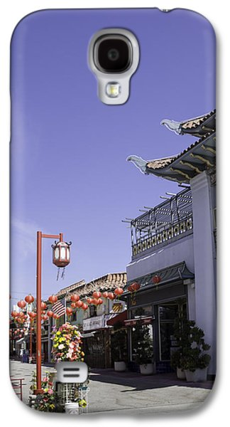Ancient Galaxy S4 Cases - It Pun Fortune Reading Galaxy S4 Case by Teresa Mucha