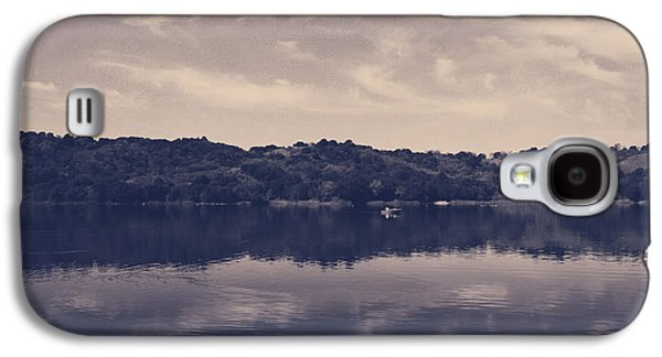 Cloudscape Digital Galaxy S4 Cases - It Surrounds Me Galaxy S4 Case by Laurie Search