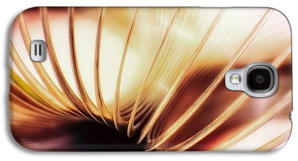 It Walks Downstairs Galaxy S4 Case by Scott Norris