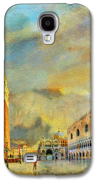 Last Supper Galaxy S4 Cases - Italy 03 Galaxy S4 Case by Catf