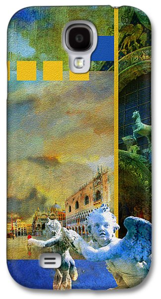 Last Supper Galaxy S4 Cases - Italy 04 Galaxy S4 Case by Catf