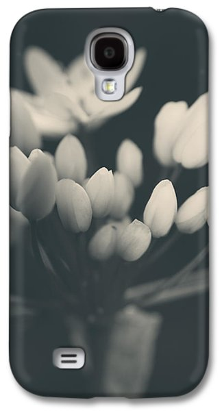 Monotone Galaxy S4 Cases - Its a New Life Galaxy S4 Case by Laurie Search