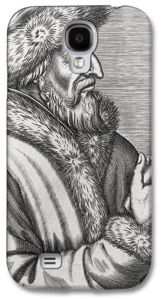 Historical Figures Galaxy S4 Cases - Ivan the Terrible Galaxy S4 Case by Russian School