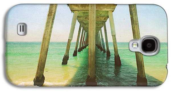 Pier Digital Galaxy S4 Cases - Ive Been Here Before Galaxy S4 Case by Laurie Search