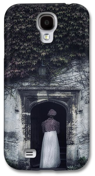 Old Door Galaxy S4 Cases - Ivy Tower Galaxy S4 Case by Joana Kruse