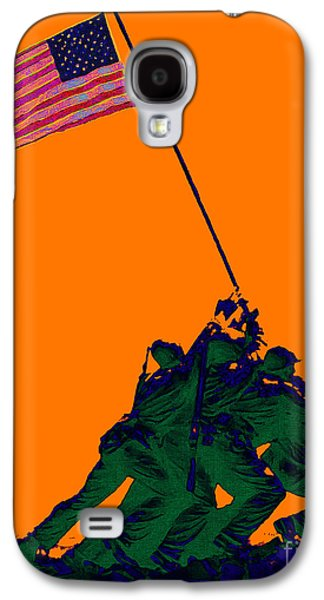 4th July Galaxy S4 Cases - Iwo Jima 20130210p88 Galaxy S4 Case by Wingsdomain Art and Photography