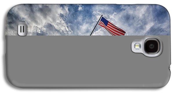 Susan Candelario Galaxy S4 Cases - Iwo Jima Memorial Galaxy S4 Case by Susan Candelario