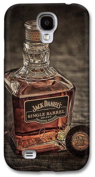 Barrel Galaxy S4 Cases - Jack Daniels Single Barrel Galaxy S4 Case by Erik Brede